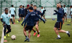 East Bengal Mohun Bagan Foreign Recruits To Return Home Via Bus Ride To Delhi