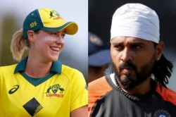 I Am Flattered Hope He S Paying Ellyse Perry Responds To Murali Vijay S Dinner Date Idea
