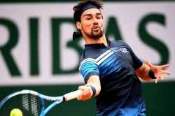 Italy S Fognini Has Surgery On Both Ankles