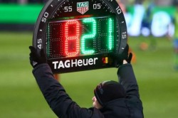 Fifa Substitution Rule Change Draws Flak