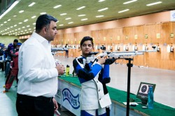 Coronavirus In Sport Being Mentally Fit Is Very Important During Lockdown Shooter Gagan Narang