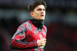 Coronavirus Maguire Manchester United Training