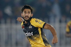 Pakistan Pacer Hasan Ali Battling Back Injury Might Require Surgery