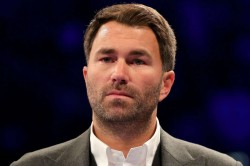 Coronavirus Eddie Hearn Announces Plans To Host Fights In Back Garden
