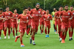 Sandesh Jhingan Indian Football Team Recovery