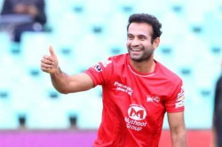 Saliva Ban Major Handicap For Pacers Icc Must Ensure Bowling Friendly Pitches In Tests Pathan
