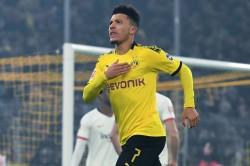 Bundesliga Is Back Dortmund Star Sancho Looking To Build On Teenage Kicks