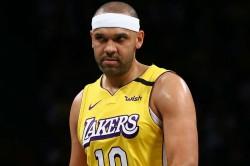Coronavirus Lakers Dudley Nba