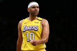 Coronavirus Nba Playoffs Could Go As Late As October Claims Lakers Dudley