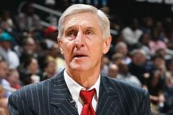 Utah Jazz Jerry Sloan Dies
