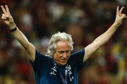 Jorge Jesus Remain Flamengo Newcastle Links