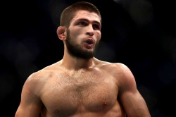 Conor Mcgregor Dana White Support Khabib Nurmagomedov Father In A Coma