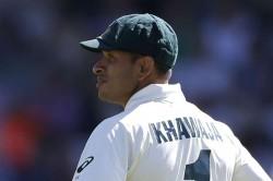 Usman Khawaja Cricket Australia Financial Situation Coronavirus National Contract