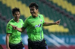 K League Jeonbuk Match Winner Lee Happy Just To Be Playing