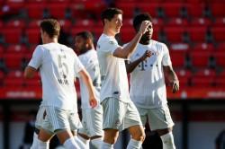 Union Berlin 0 2 Bayern Munich Lewandowski Hits 40 Goals Mark As Champions Cruise