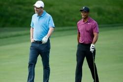 Coronavirus Tiger Woods Peyton Manning Phil Mickelson Tom Brady May