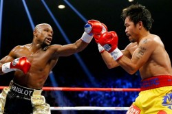 On This Day In Sport Floyd Mayweather Manny Pacquiao Lionel Messi Gerd Muller Record