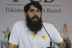 T20 World Cup Should Not Be Postponed In Haste Misbah Ul Haq