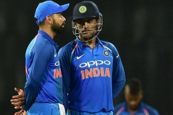A Large Portion Of Me Becoming Captain Was To Do With Dhoni Observing Me For Years Kohli