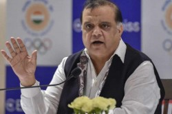Batra Continues Push For Athletes Outdoor Training During Lockdown To Again Request Government