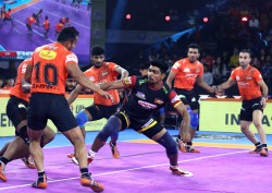 Top Performances Of Pawan Naveen And Pardeep On Super Raiders Week For Kabaddi Fans