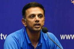 A Sense Of Hesitancy Fear May Be There When Sport Resumes In Post Covid 19 World Feels Dravid