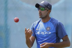 Will Take Some Practice To Not Put Saliva On Ball Ashwin