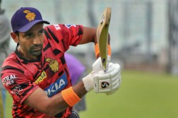 Robin Uthappa Regrets Altering Techinque To Suit Test Cricket At Wrong Age