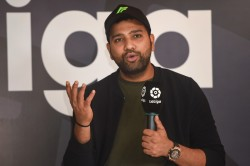 I Love Watching Friends Rohit Sharma Opens Up About His Lockdown Days Favourite Shows Sport