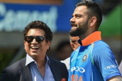 Pakistan Pace Legend Wasim Akram Doubts Virat Kohli Can Break Sachin Tendulkar S Records