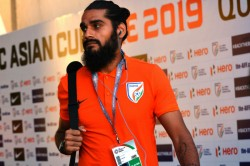 Kerala Blasters Retire Sandesh Jhinghan S No 21 Jersey