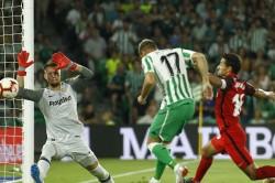 La Liga Diaries Real Betis Tribute To Coronavirus Warriors