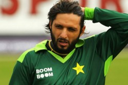 Shahid Afridi Rakes Up Another Controversy Says He Wants To Lead Kashmir Team In Psl
