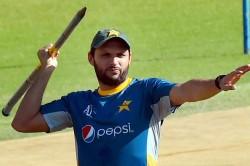 Afridi Hasn T Forgotten Indian Batsmen S Onslaught Against Him Bjp Leader