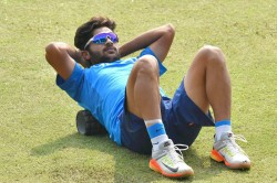 Shardul Becomes First India Cricketer To Resume Outdoor Training