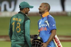 India Vs Pakistan Shikhar Dhawan Recalls How Pakistani Fans Sledged Him During 2015 World Cup