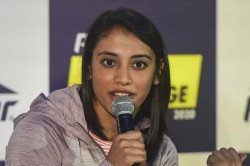 Smriti Mandhana Can T Wait To Join Her Teammates On The Field
