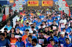Tcs World 10k Rescheduled Now The Run To Be Held On November