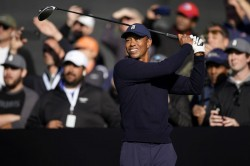Woods Manning Prevail In Star Studded Match Raised 20m Dollars For Charity