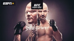 Ufc Fight Night 175 Smith Vs Teixeira Fight Card Start Time Tv Information