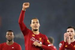 Virgil Van Dijk Liverpool Instant Feeling Big Progress With Reds Further Success