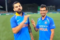 Virat Kohli Hilariously Trolls Yuzvendra Chahal During Live Chat With Sunil Chhetri