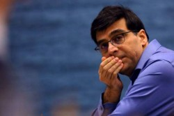Anand Lands In India After Being Stuck In Germany For Over Three Months
