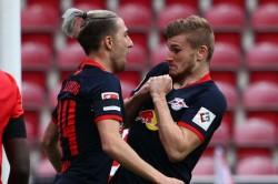 Mainz 0 5 Rb Leipzig Werner Hat Trick Inspires Crushing Win