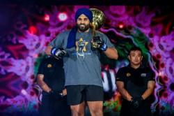 One Championship Star Bhullar Helps Native Village In Punjab Fight Off Coronavirus