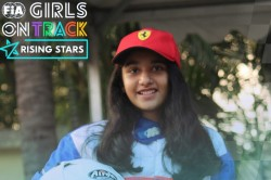 Mumbai S Aashi Selected For Shoot Out Of Fia Girls On Track Rising Stars Project