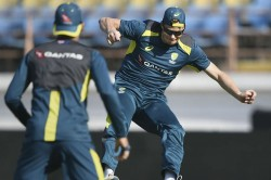 Australia Cricketers Resume Training At Sydney Olympic Park