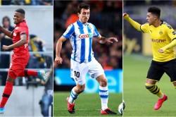 Leroy Sane Leaving Man City Six Replacements Guardiola Bailey Traore Sancho