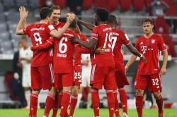 Bayern Munich Eintracht Frankfurt Dfb Pokal Report