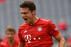 Benjamin Pavard Treble Bayern Munich